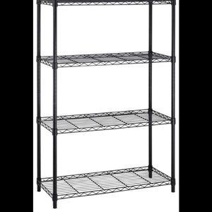 Other - Metal storage rack shelving 36x14x54 Brand New